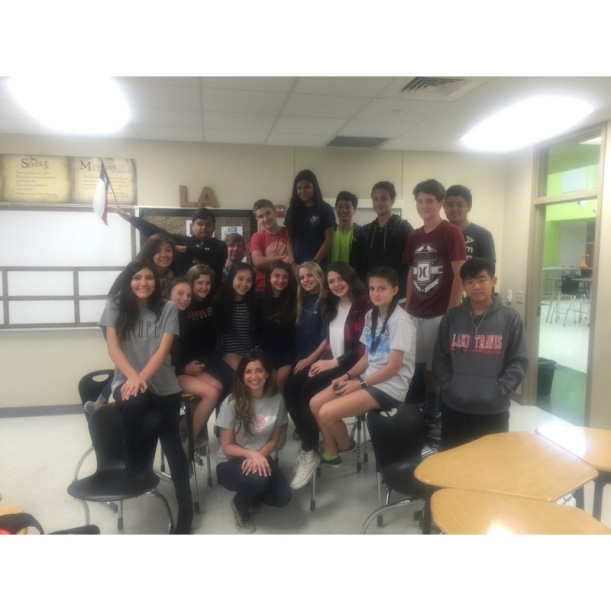 My fave class... how could you not love those faces?